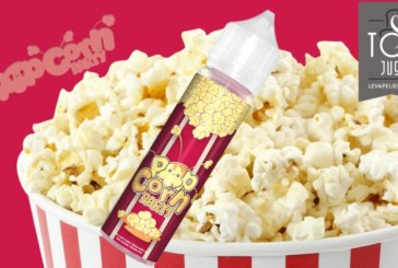 REVUE / TEST: Popcorn Party by C-liquid France