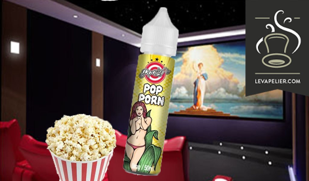 Porn popcorn