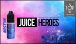 REVUE / TEST : Mistyk (Gamme Juice Heroes) par Liquideo