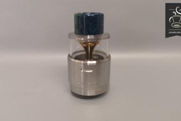 REVUE / TEST : Thermo RDA (25mm) par Innokin