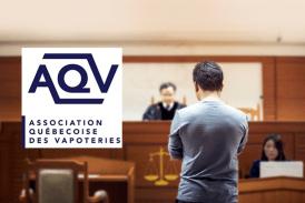 КАНАДА: AQV пытается защитить свободу, оспаривая закон о табаке в суде