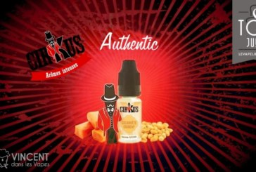 REVUE / TEST: Crunchy Peanut (Authentic Range) by VDLV Cirkus
