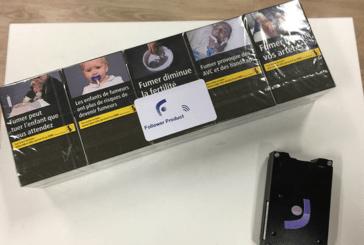 FRANCIA: Calumet, un'etichetta intelligente per combattere il furto di sigarette