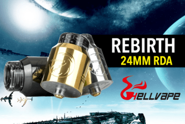מידע נוסף: Rebirth 24mm RDA (Hellvape)