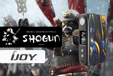 INFO BATCH : Shogun 180W (Ijoy)