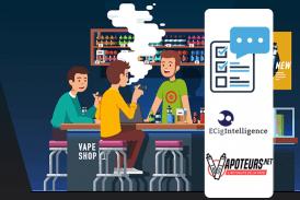 RICHIESTA: Capire l'uso delle e-cigarette in Francia (risultati)