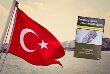 טורקיה: המדינה מאמצת חוק על החבילה הניטרלית של מוצרי טבק.