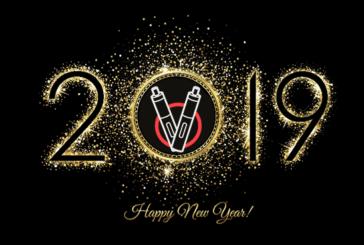 BUON ANNO: i nostri desideri e i nostri impegni per 2019!