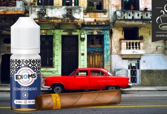 REVUE / TEST : Companero (Gamme Saveurs) par Ekoms