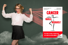 CULTURE : «Cancer, quels risques ?», un livre qui prône le sevrage total pour réduire le risque.