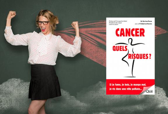 """CULTUUR: """"Kanker, welke risico's? """", Een boek dat volledige terugtrekking bepleit om risico's te verminderen."""