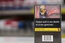 TABAC : Le paquet neutre serait efficace selon l'agence Santé Publique France