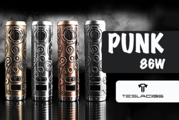 INFO BATCH : Punk 86W (Teslacigs)