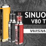 INFO BATCH : Sinuous V80 TC (Wismec)