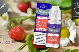 REVUE / TEST: Strawberries (Range Classics) by Cirro