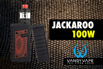 INFO BATCH : Jackaroo 100W (Vandy Vape)