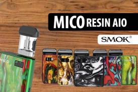 מידע נוסף: Mico Resin AIO (Smok)