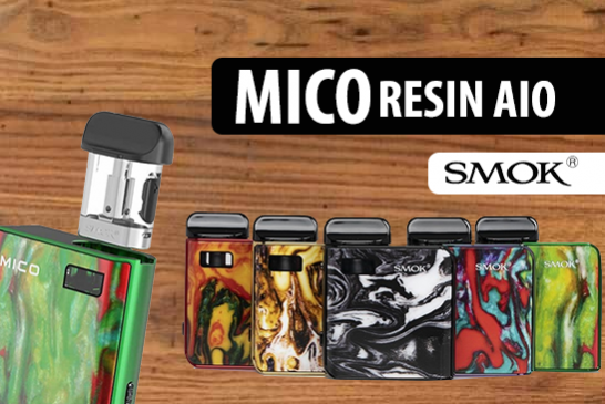 INFO BATCH : Mico Resin AIO (Smok)