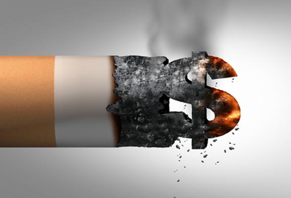 BELGIEN: Die indirekte Steuer auf Tabak bringt 123,8 weitere Millionen an 2018.