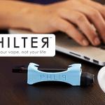 INNOVATION : Philter, le petit accessoire qui dissimule la vapeur de votre e-cigarette !