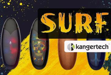 INFO BATCH : Surf Pod 300mAh (Kangertech)