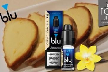 REVUE / TEST : Vanille Crème par blu