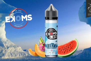 REVIEW / TEST: Blizz (Ekoms Lab Range) by Ekoms