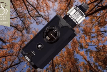 "REVUE / TEST: Chronus Kit ""SHIKRA"" 200W by Sigelei"