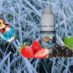 REVUE / TEST : Frozen Ladybug (Gamme Vaping Animals) par Ohmist