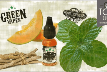 REVIEW / TEST: Haliss' (Full Vaping Range) by Green Vapes