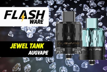 FLASHWARE : Jewel Tank (Augvape)