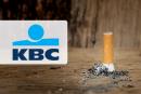 ÉCONOMIE : Le groupe financier belge KBC poursuit son désengagement de l'industrie du tabac