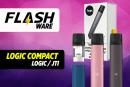 FLASHWARE : Logic Compact (Logic / JTI)