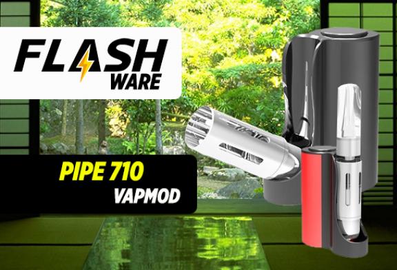 FLASHWARE : Pipe 710 (Vapmod)