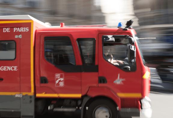 FRANCE : Un pompier grièvement blessé par l'explosion de l'accu de sa e-cigarette