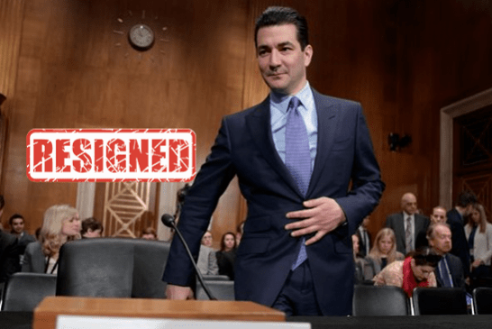 USA: Resignation of Scott Gottlieb, anti-vape boss of the FDA