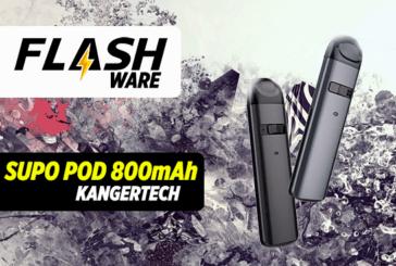 FLASHWARE: סופו פוד 800mAh (Kangertech)