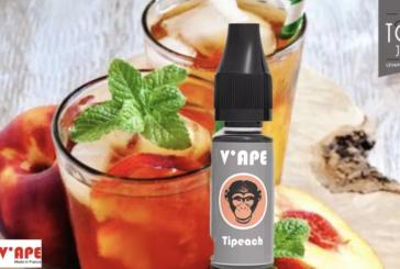 REVUE / TEST : Tipeach (Gamme Grey) par V'ape