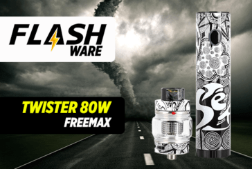 FLASHWARE: Twister 80W (Freemax)