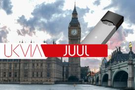 ROYAUME-UNI : Juul Labs rejoint la UK Vaping Industry Association !