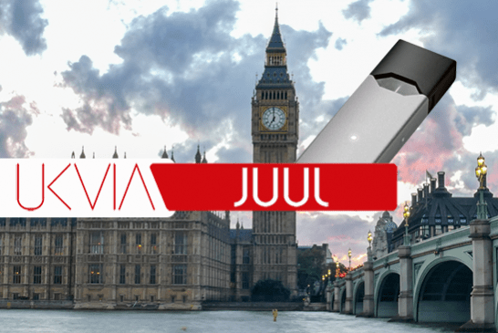 ROYAUME-UNI : Juul Labs rejoint la UK Vaping Industry Association !