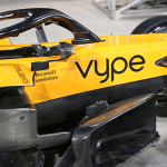 ÉCONOMIE : Le logo «Vype» apparaitra bien sur la F1 McLaren au Grand Prix de Bahrein