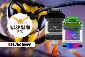 INFO BATCH : Wasp Nano RTA (Oumier)