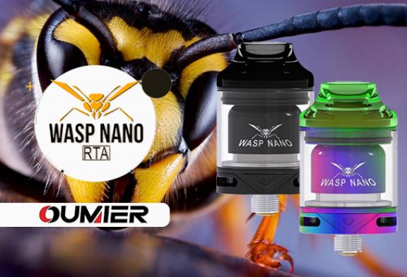 INFORMACIÓN DEL LOTE: Wasp Nano RTA (Oumier)