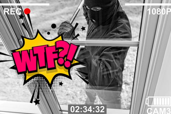 CANADA : Le cambriolage de boutique de vape le plus stupide de l'histoire !