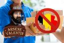 ЗАКОН: Официальное уведомление, вейп шоп Арсен Валентин больше не может доставлять в Бельгию