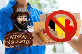 WET: Officiële kennisgeving, de vapewinkel die Arsène Valentin niet meer kan leveren in België
