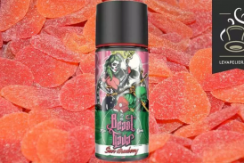REVUE / TEST: Sour Strawberry (Beast Flava Range) di MY'S Vaping