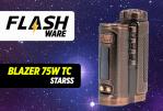 FLASHWARE: בלייזר 75W TC (כוכבים)