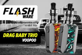 FLASHWARE: Sleep Baby Trio 25W (Voopoo)